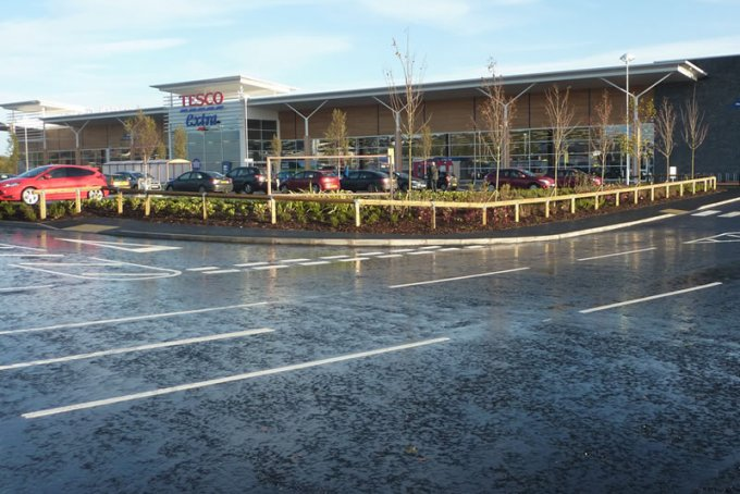 Tesco Banbridge